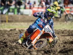 Antonio Cairoli, 31 anni, pilota di motocross. Ap