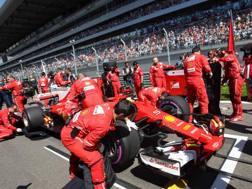 Ferrari, 2016 sportivo complicato ma compensato coi ricavi. Lapresse