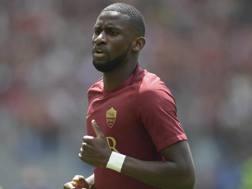 Antonio Rüdiger, 24 anni, difensore tedesco della Roma. Getty Images