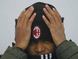 Luiz Adriano de Souza Giulio da Silva, 30 anni, attaccante dello Spartak Mosca. LaPresse
