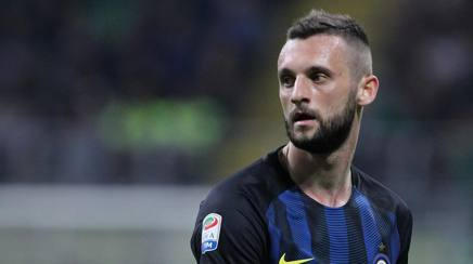 Marcelo Brozovic, centrocampista croato dell'Inter. Getty