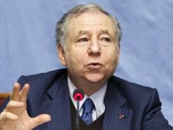 Jean Todt, presidente della Fia. Ap