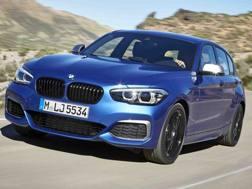 La BMW Serie 1 modello 2017