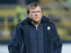 Pietro Lo Monaco, 62 anni, amministratore delgato del Catania. LaPresse