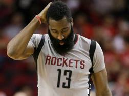 James Harden, 27 anni, a Houston dal 2012. Ap