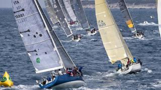 La Rolex Sailing Cup a Capri