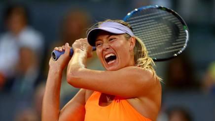 Maria Sharapova, 30 anni