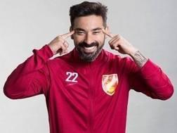 Ezequiel Iván Lavezzi, 32 anni.