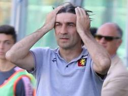 Ivan Juric, 41 anni, allenatore del Genoa. LaPresse