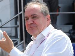 Mauro Vegni, 58 anni. Bettini