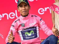 Nairo Quintana, 27 anni. Bettini