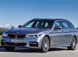 La BMW Serie 5 Touring