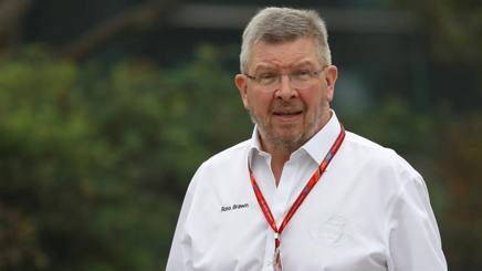 Ross Brawn, direttore amministrativo di Liberty Media. Reuters