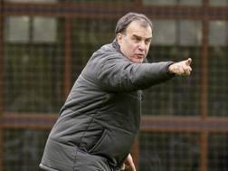 Marcelo Bielsa, 61 anni. Epa