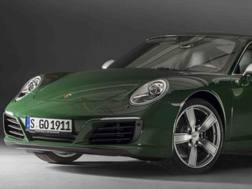 La milionesima Porsche 911 prodotta
