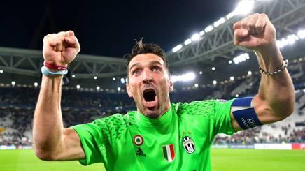 Gianluigi Buffon, 39 anni. Afp