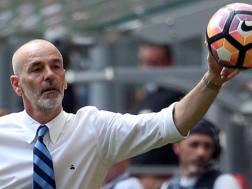 Stefano Pioli, 51 anni. Ansa