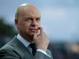 L'a.d.del Milan Marco Fassone. Getty