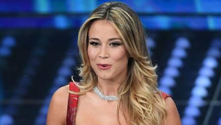 Anche Diletta Leotta tra i protagonisti della Mille Miglia 2017. Lapresse