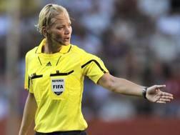 Bibiana Steinhaus, 38 anni. Afp