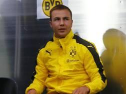 Mario Götze, 24 anni. Action Images