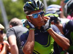 Nairo Quintana, 27 anni. Afp