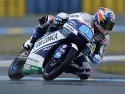 Jorge Martin della Honda Gresini. Afp