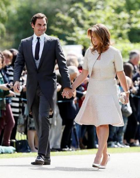 Matrimonio Di Pippa : Nessuno aveva notato l abito di zara che kate middleton ha