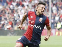 Giovanni Pablo Simeone, 21 anni. Lapresse