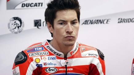 Nicky Hayden, iridato 2006 in MotoGP. LaPresse