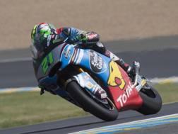 Franco Morbidelli, leader della Moto2. Getty