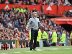 Un'altra finale per José Mourinho. Getty Images