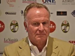 Karl-Heinz Rummenigge, 61 anni. Ansa