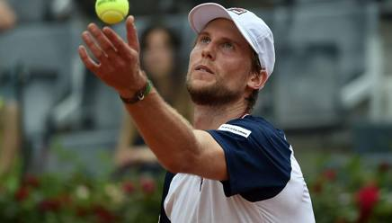 Andreas Seppi, 33 anni. Getty Images