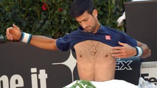 Novak Djokovic, 30 anni oggi. Ansa