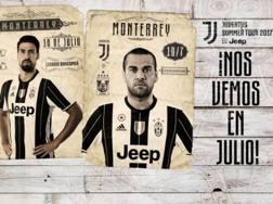 La Juventus ha annunciato la sua partecipazione alla