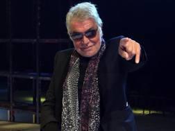 Roberto Cavalli, 76 anni. Ansa