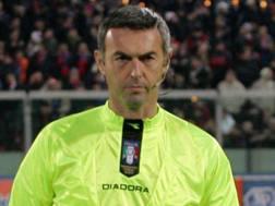 Stefano Farina, 54 anni, ex arbitro italiano. LaPresse