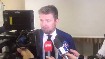 L'avvocato Moreno Maresi, legale della famiglia Hayden.