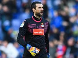 Diego Lopez, 35 anni, ex portiere del Milan. Getty