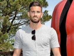 Mateo Musacchio, 26 anni, difensore argentino del Villarreal, posa a Milanello. Instagram