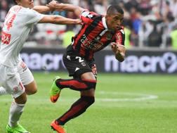 Dalbert Henrique Chagas Estevão, 23 anni, difensore del Nizza. Afp