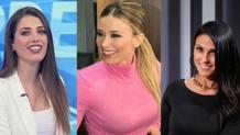 Eleonora Boi, Diletta Leotta e Monica Somma. Gasport