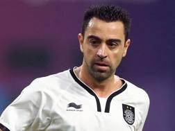 Xavier Hernández Creus, 37 anni, centrocampista spagnolo dell'Al-Sadd. Afp