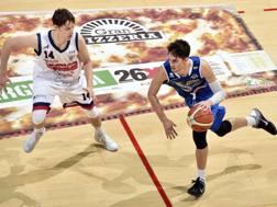 Davide Moretti, 19 anni, uomo faro di Treviso CIAM