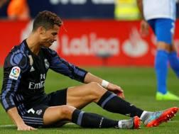 Cristiano Ronaldo, 32 anni. Reuters