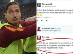 Francesco Totti, 40 anni. Getty