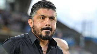 Rino Gattuso, 39 anni, ex tecnico del Pisa. LaPresse