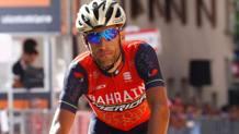 Vincenzo Nibali, 32 anni. Afp