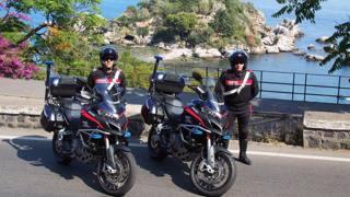 La Ducati Multistrada in forza all'Arma dei Carabinieri